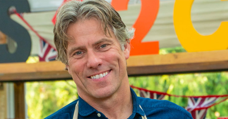 john bishop great British bake off 2021