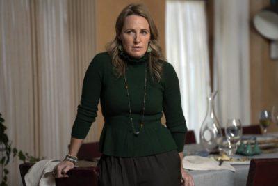 Angela in Channel 5 thriller Intruder
