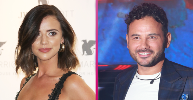 Lucy Mecklenburgh visits her new house she bought with Ryan Thomas