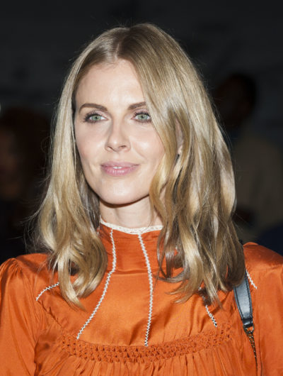 Donna Air gained weight during lockdown