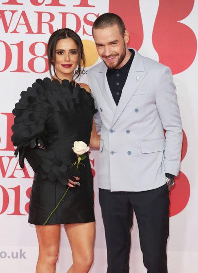 Cheryl with Liam payne