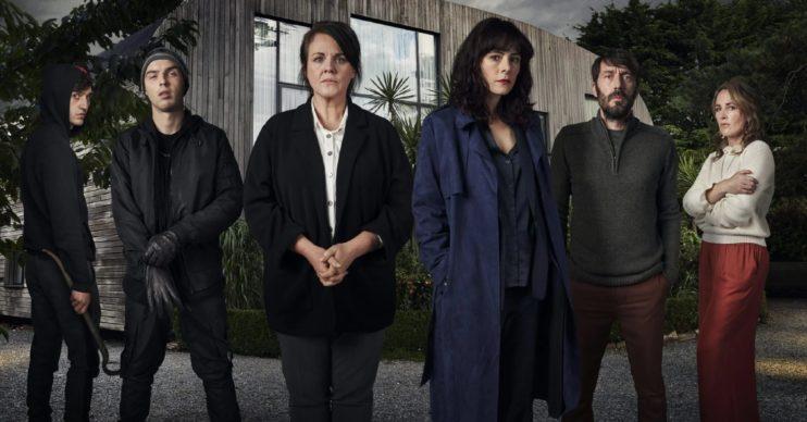 Intruder series on Channel 5