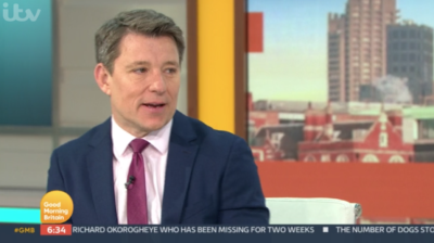 Ben Shephard on GMB teased about Strictly