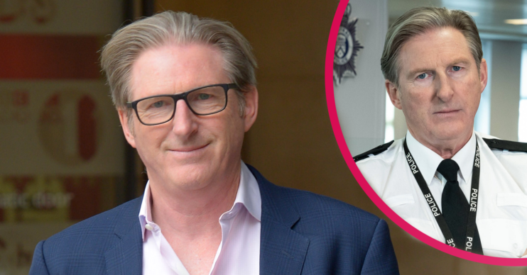 Adrian Dunbar Line Of Duty as Ted Hastings