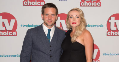Helen George and Oliver Boot