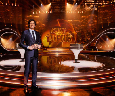 Vernon Kay hosts Game of Talents