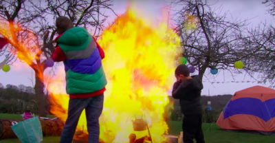 Archie and Arthur fire Emmerdale