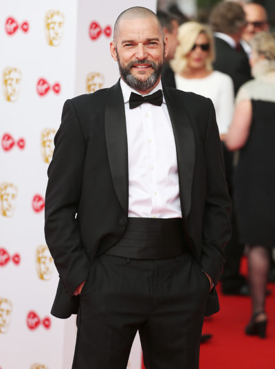 fred sirieix on the red carpet