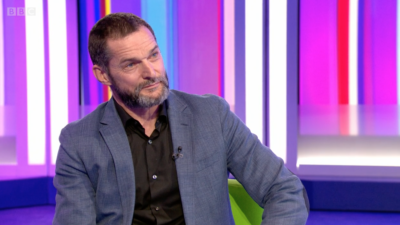 fred sirieix on the one show