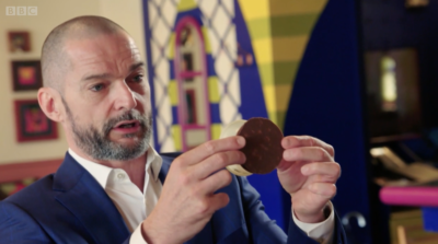 fred sirieix on snackmasters