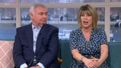 This Morning Ruth Langsford and Eamonn Holmes