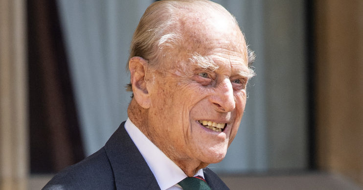 was prince philip racist
