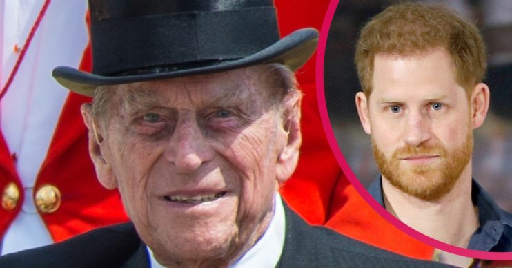 prince harry return UK prince Philip funeral