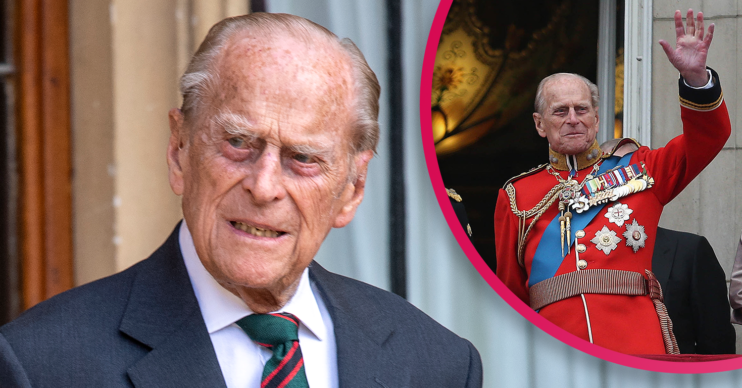 prince Philip tribute