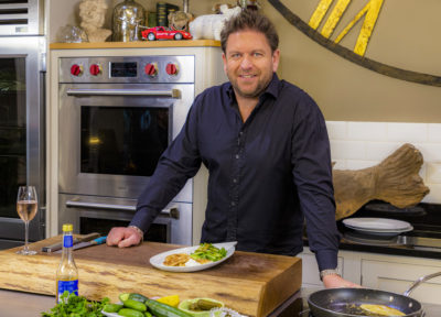 James martin's cooking show