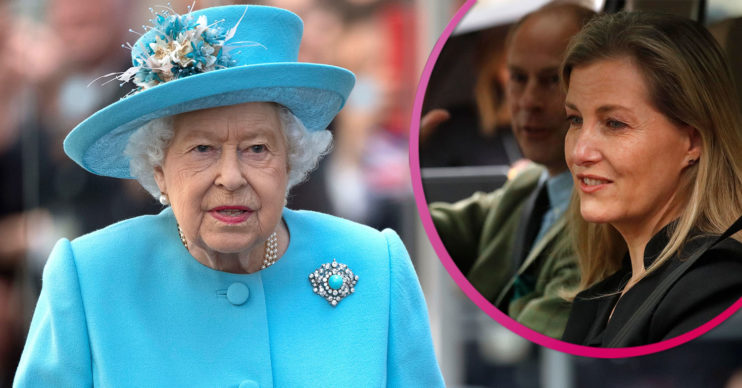 The Queen on Prince Philip death