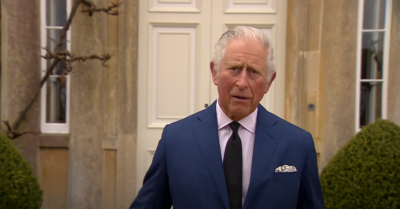 Prince Charles tribute to Prince Philip