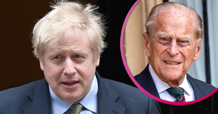 Boris Johnson won't attend Prince Philip funeral