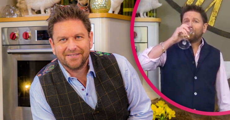James martin today