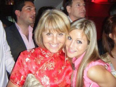 nikki grahame and her mum