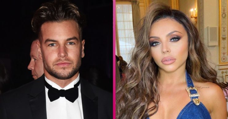 Love Island star Chris and Jesy