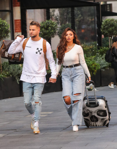 chris hughes jesy nelson split