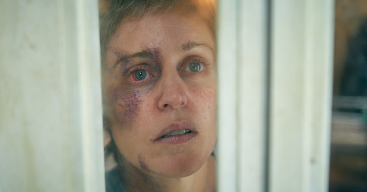 connie in too close played by denise gough