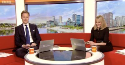 Piers Morgan news - he makes dig at Dan Walker after Louise Minchin exit