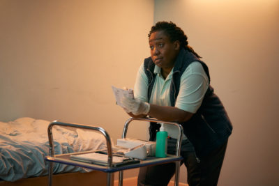 Chizzy Akudolu in Too Close