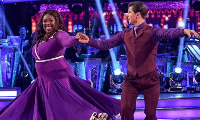 Chizzy Akudolu on Strictly Come Dancing