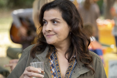 Nina Wadia in Too Close