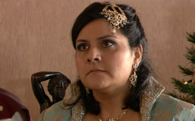 Nina Wadia in EastEnders