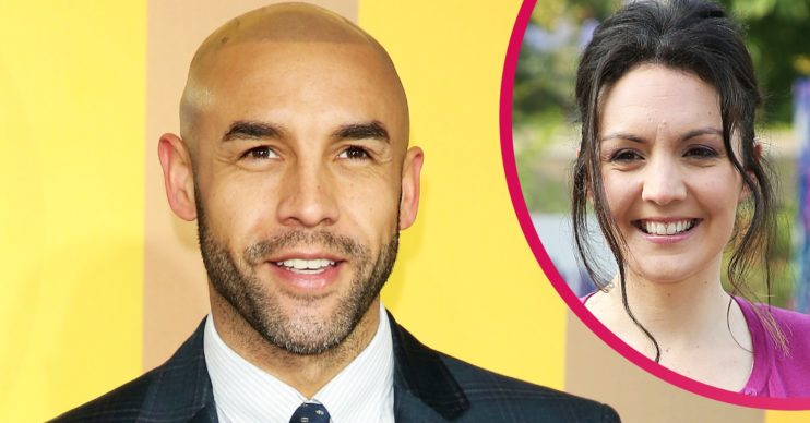 Alex Beresford and Laura Tobin