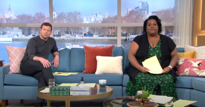 Dermot and Alison on This Morning today