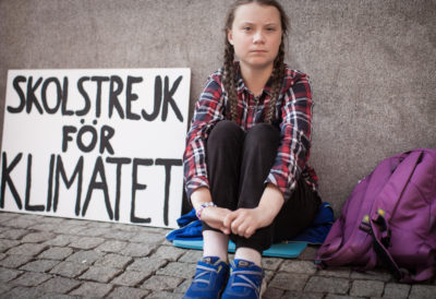 Un documental sobre Greta Thunberg