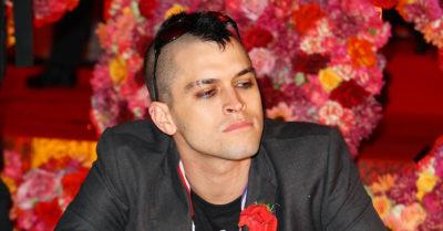 Big Brother star Pete Bennett