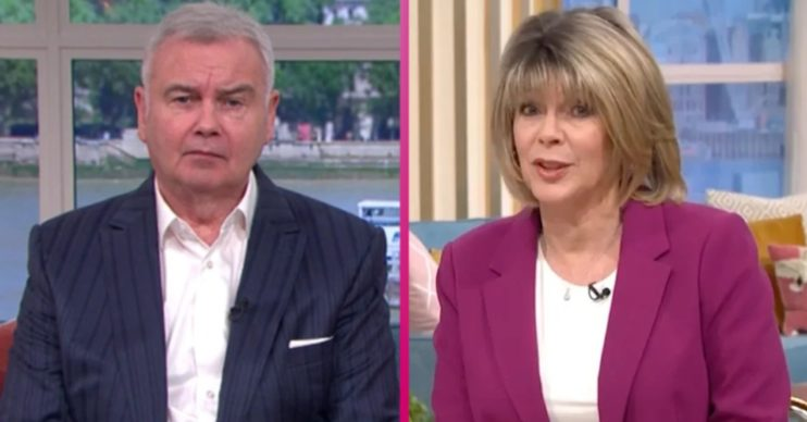 Why are Eamonn and Ruth not hosting This Morning