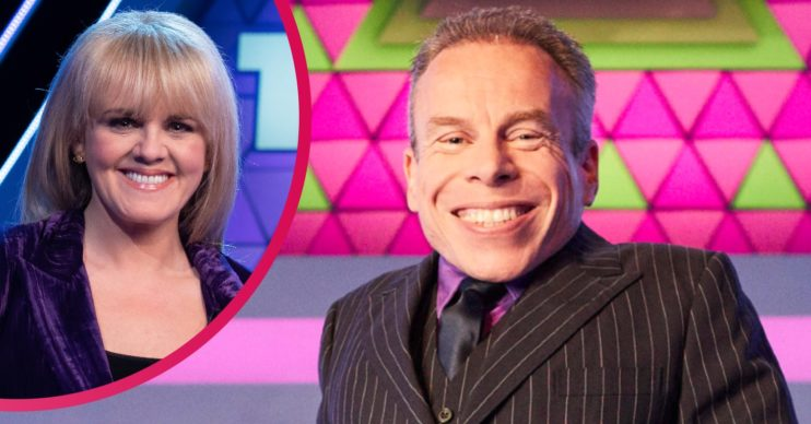 Tenable, Warwick Davis and Sally Lindsay