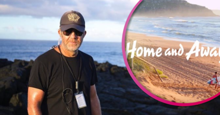 John Clabburn Home and Away death