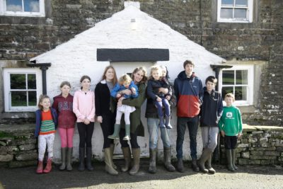 The Owen Family on Our Yorkshire Farm