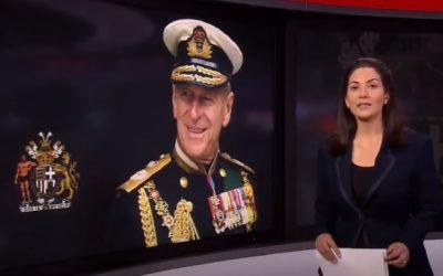 BBC Prince Philip coverage