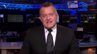 Paul Burrell speaks about the Queen on Australian breakfast TV
