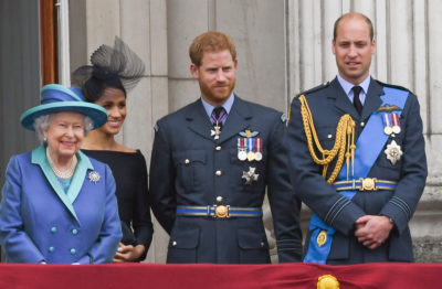 Prince Harry will not reportedly meet brother William ahead of Prince Philip's funeral