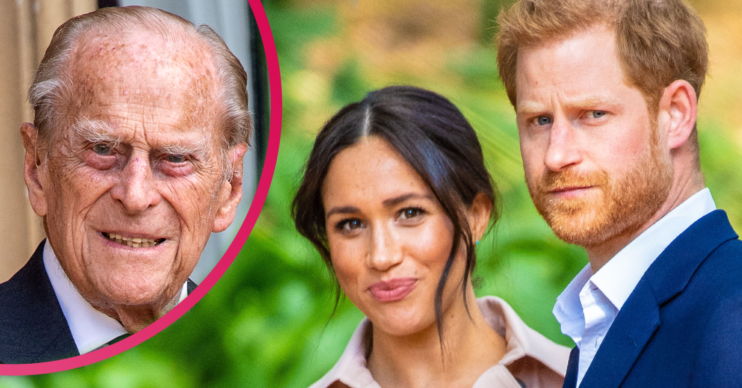 Meghan Markle is being supported by her mother while Harry is away in the UK