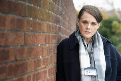 Sally Lindsay in Intruder