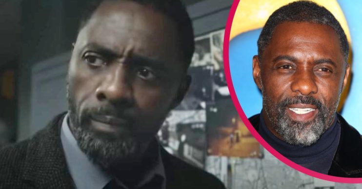 Idris Elba as BBC Luther