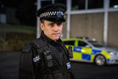 Ryan Pilkington in line of duty