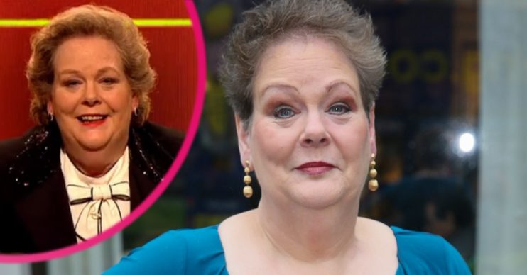 Britain's Brightest Celebrity Family host Anne Hegerty