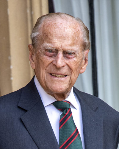 Prince Philip's funeral is this Saturday