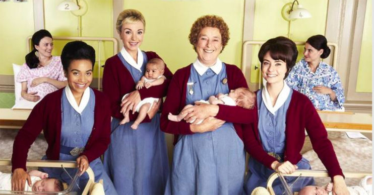 call the midwife series nine